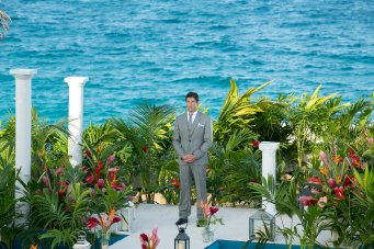 Bachelor Canada's Brad Smith in Barbados