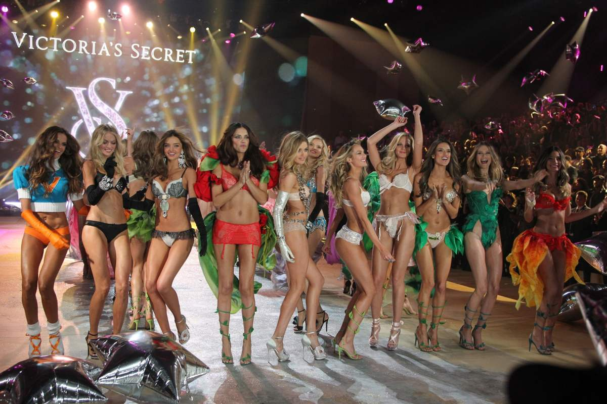 Victoria's Secret Fashion Show finale