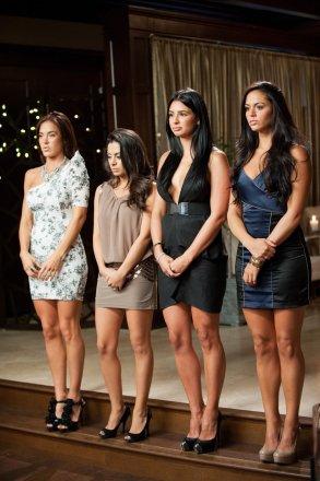 Whitney, Gabrielle, Bianka, Kara