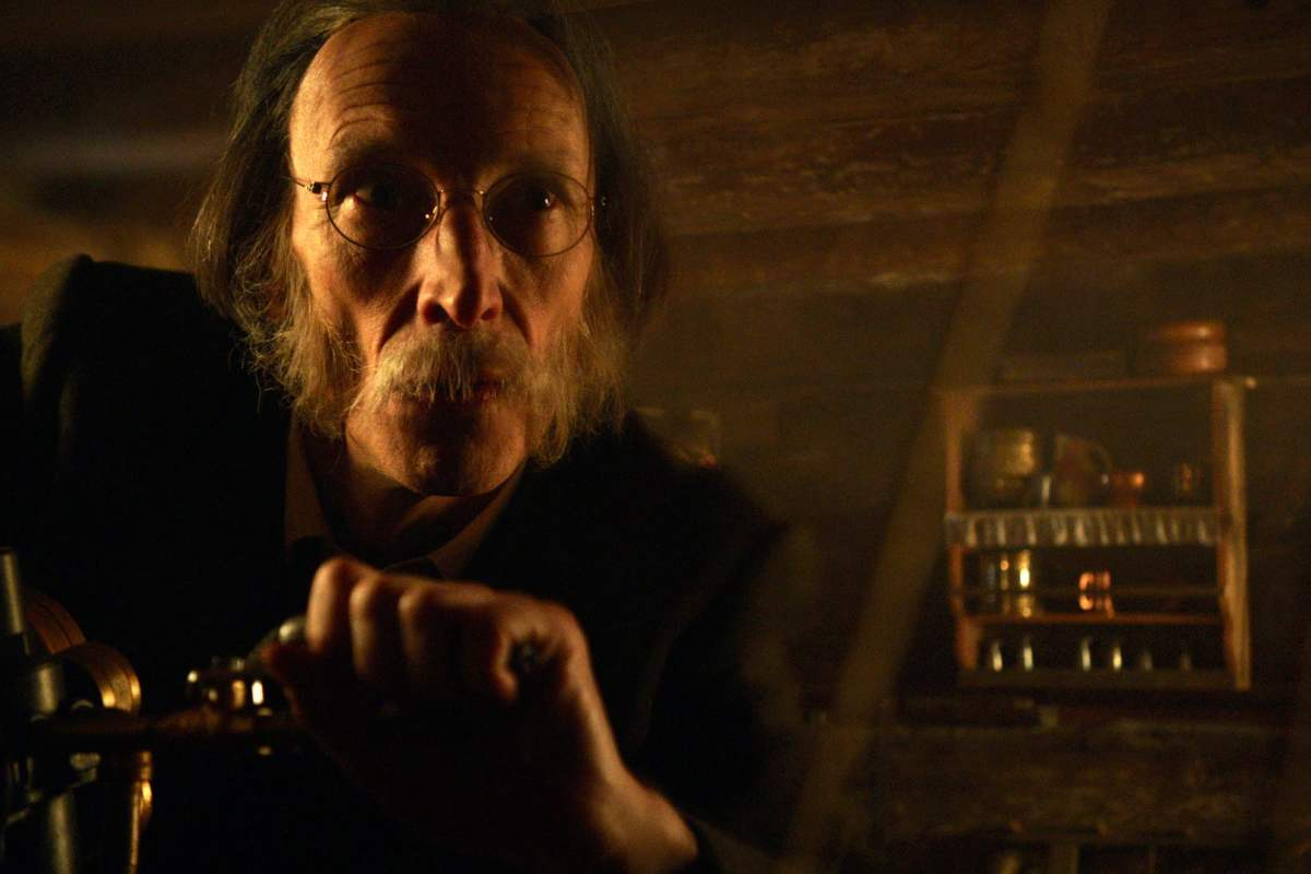 Julian Richings in Patch Town