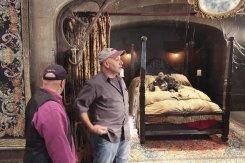 Jack Kenny on set