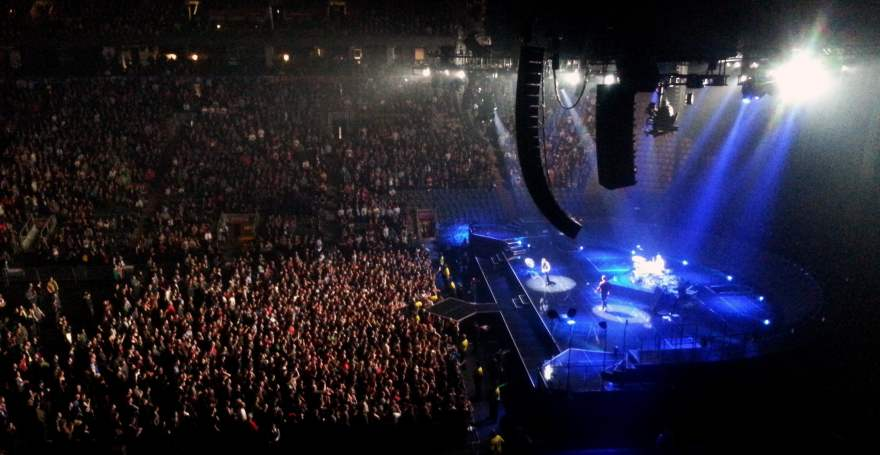 Muse at the Air Canada Centre