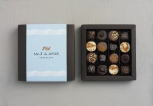 Harbor Sweets: Salt & Ayre Chocolates