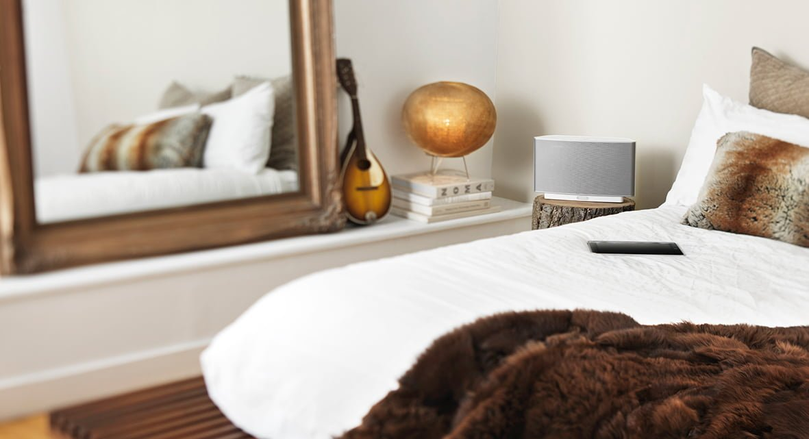 Sonos Play 5 - In the Bedroom