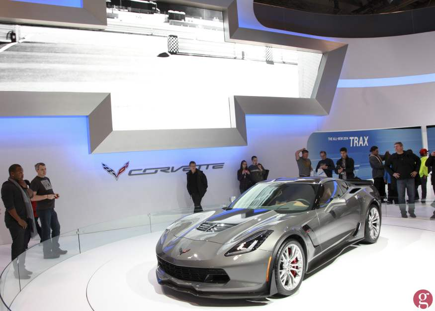 Chevrolet Corvette ZO6 Stingray