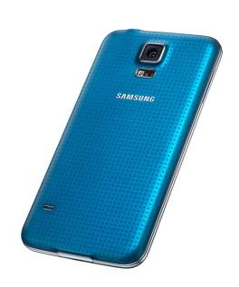 S5 Electric Blue - Back