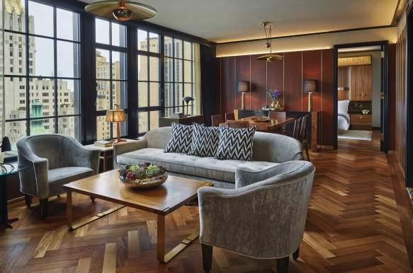 Viceroy New York Terrace Room