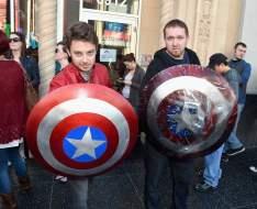 Marvel fans