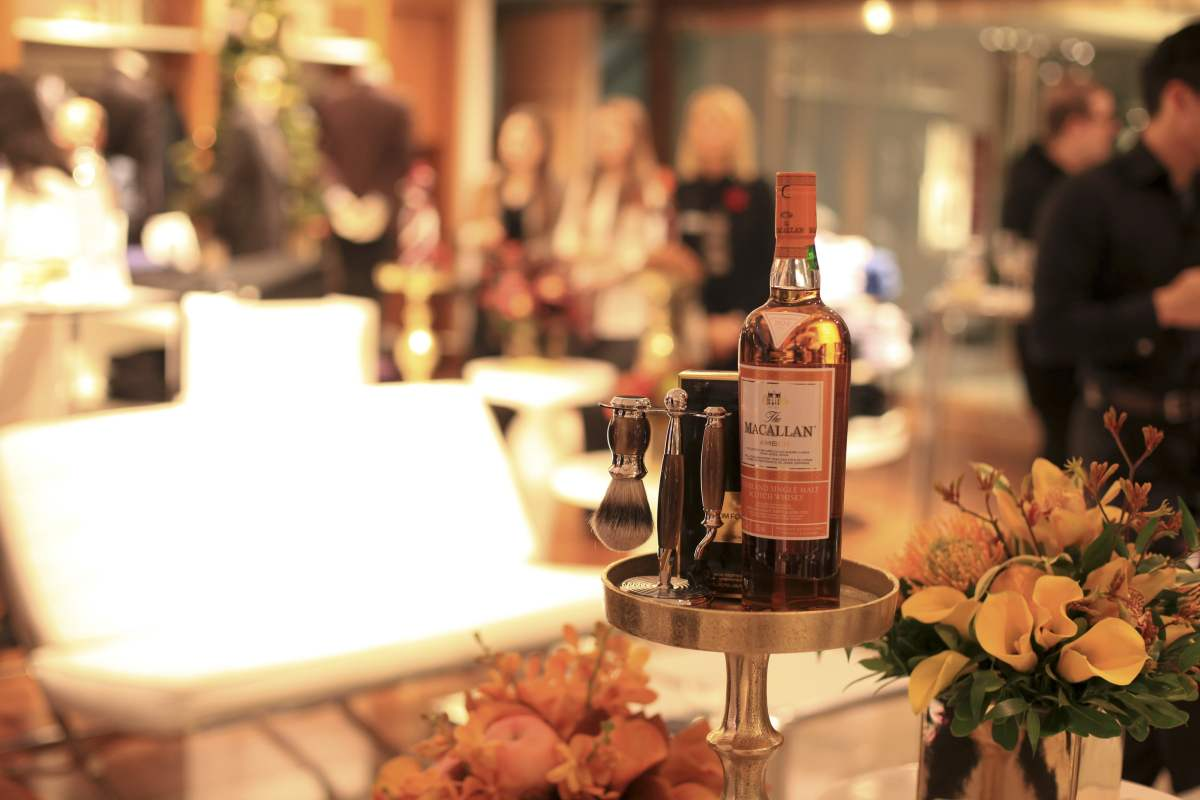 The Macallan Lounge