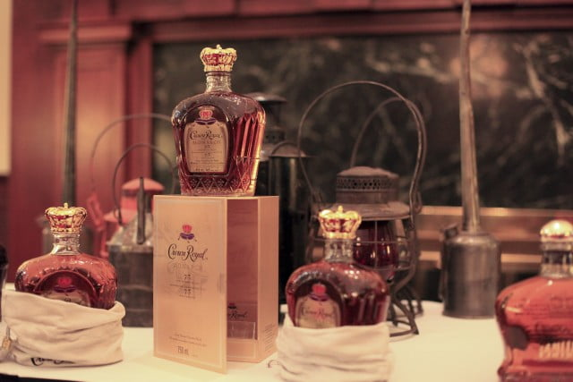 Crown Royal 75th Anniversary Blend