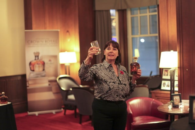 Crown Royal Master Blender Joanna Scandella