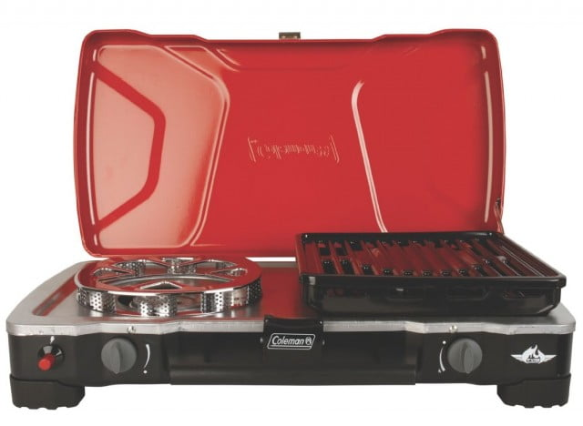 Coleman 2-Hyper Flame Camp Stove