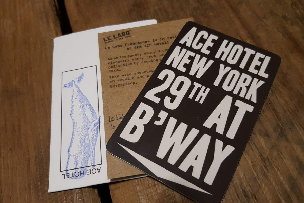 The Ace Hotel in New York City