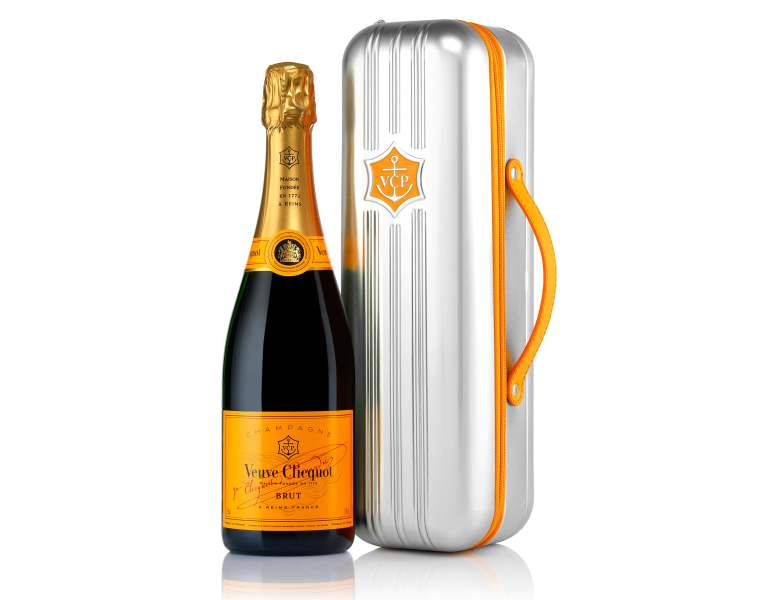 Veuve Clicquot Suitcase