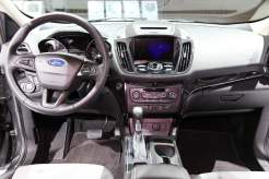2017 Ford Escape Platinum interior