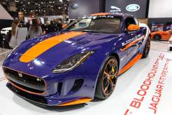 Jaguar Bloodhound SSC