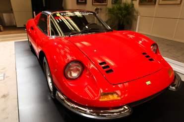 Ferrari Dino 246 GTS from 1972