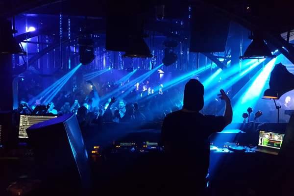 DJ Kygo at Uniun