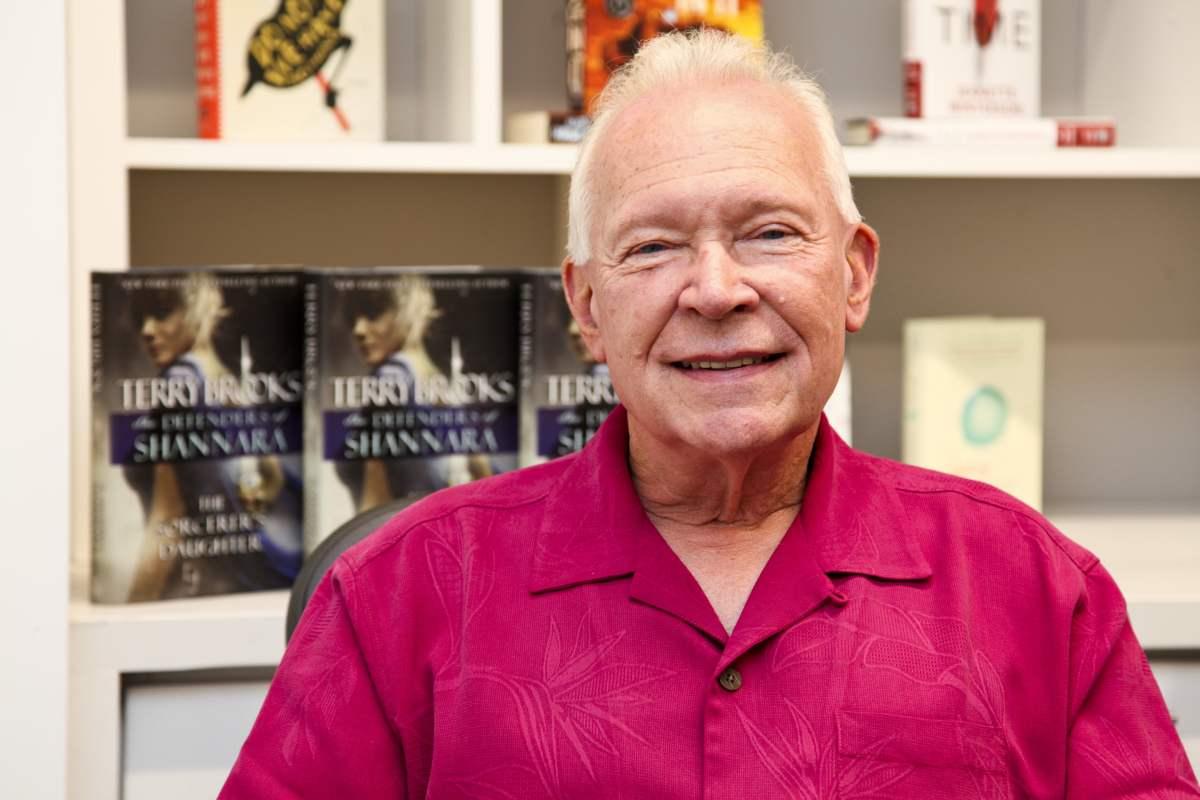Author Terry Brooks