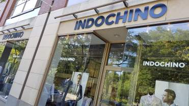 Indochino Showroom on King Street East
