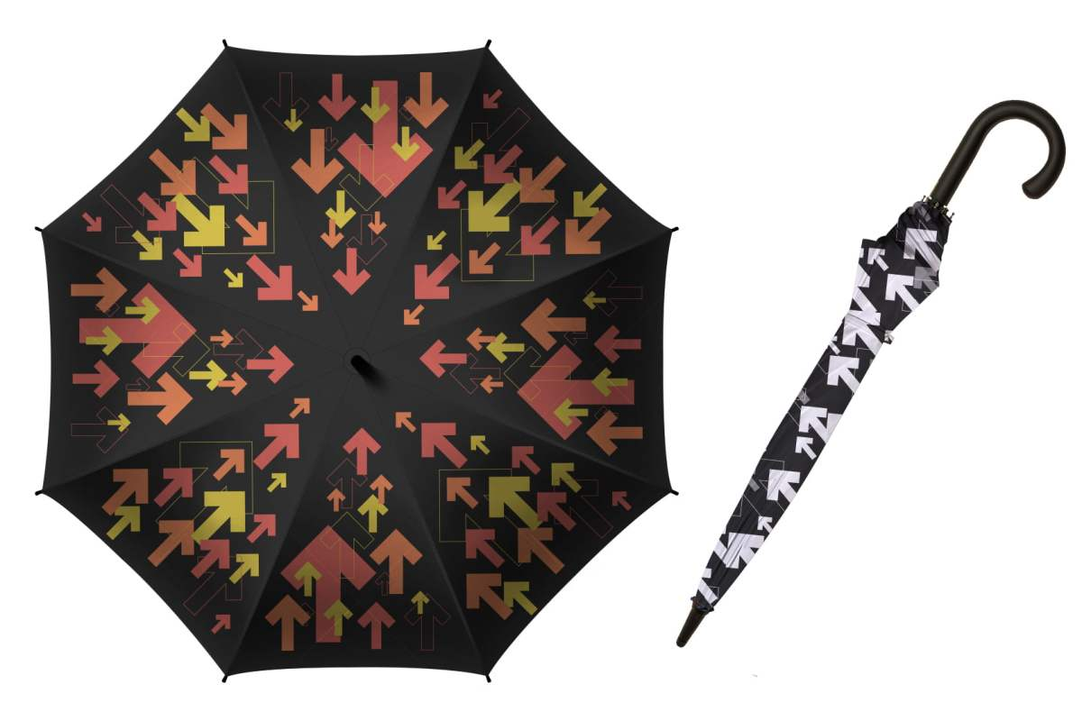 Stand Up To Cancer umbrella