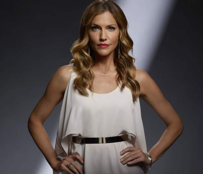 """Tricia Helfer On 'Lucifer' And The Devil's """"Mum"""""""