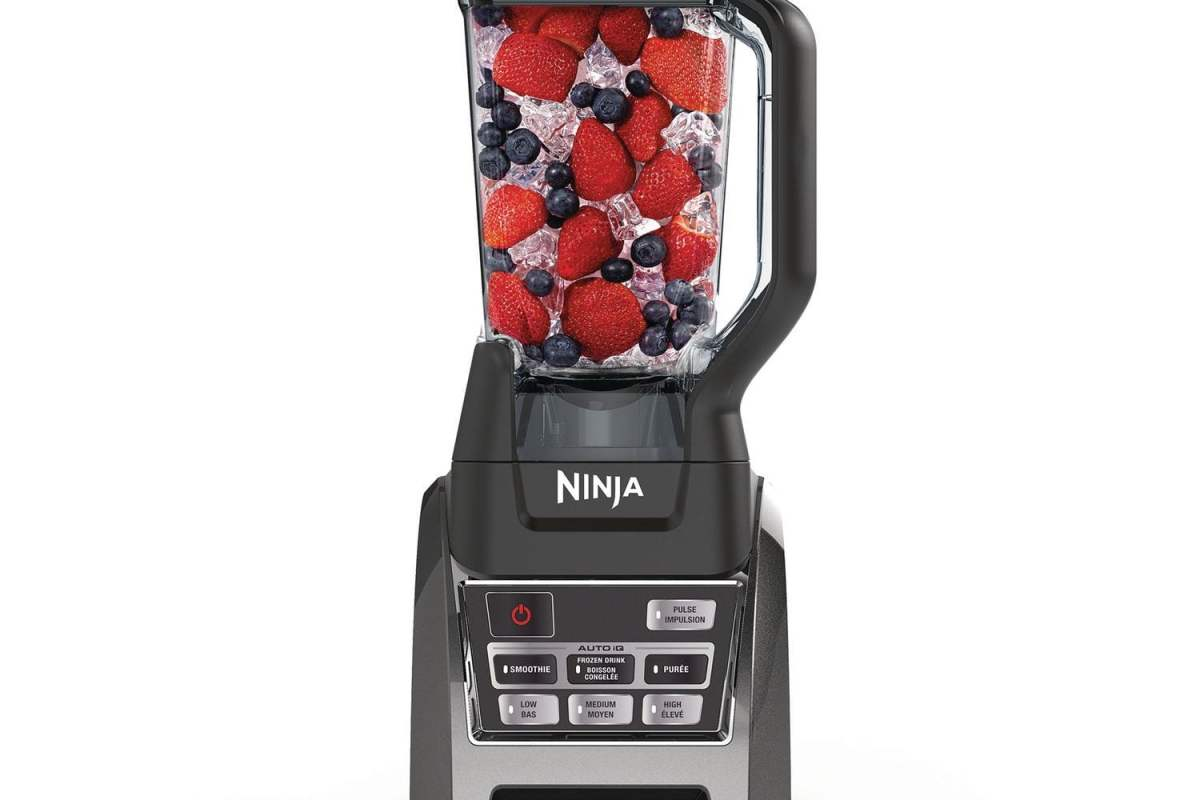 Ninja 1200 watts Auto-iQ Blender