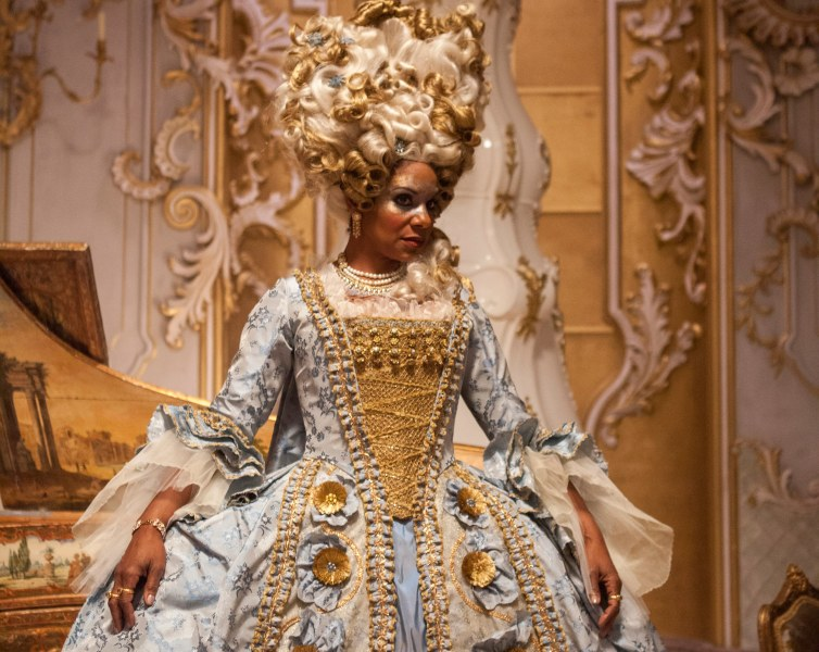 Audra Mcdonald Talks Beauty And The Beast And Garderobe The Gate