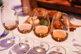 The Macallan whisky samples