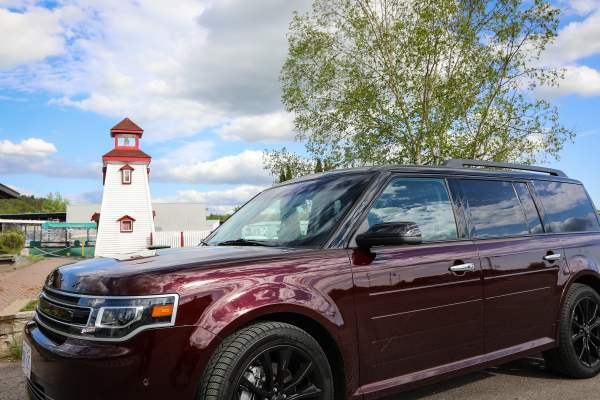 Ford Flex in Parry Sound, Ontario | Canada 150