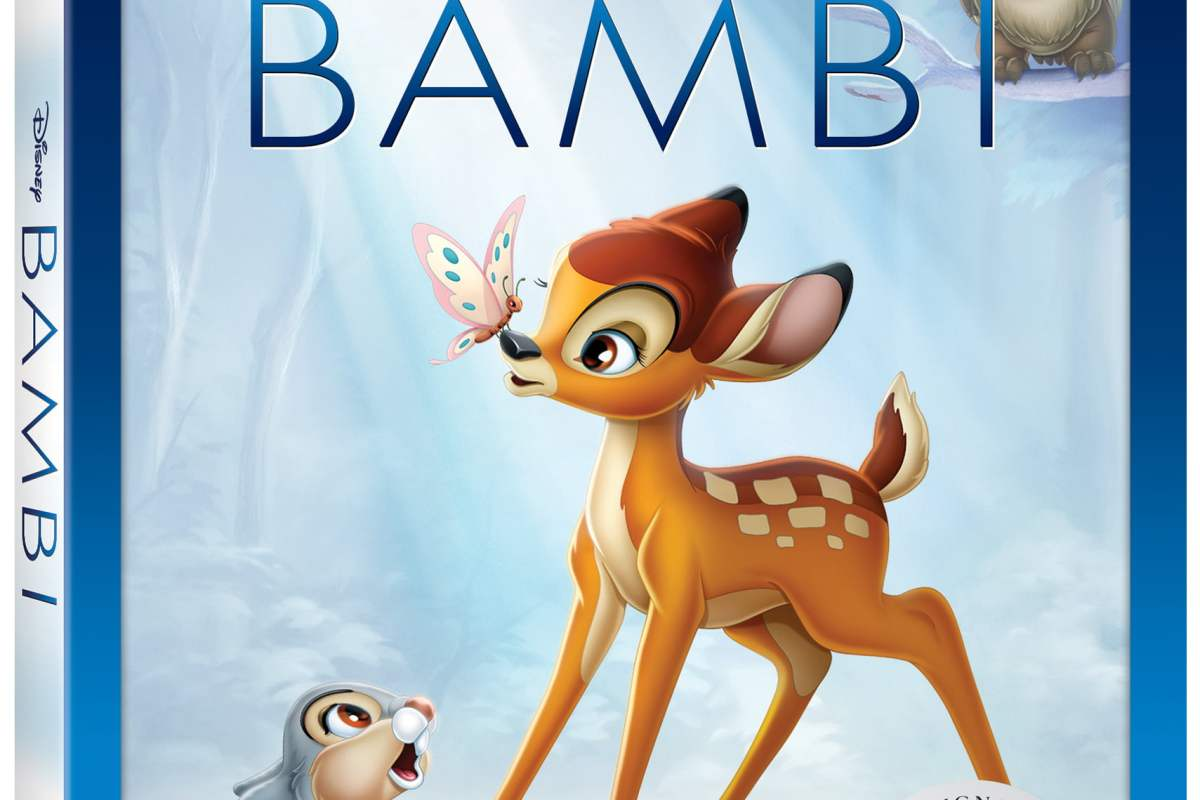 Bambi Signature Collection Blu-ray Combo
