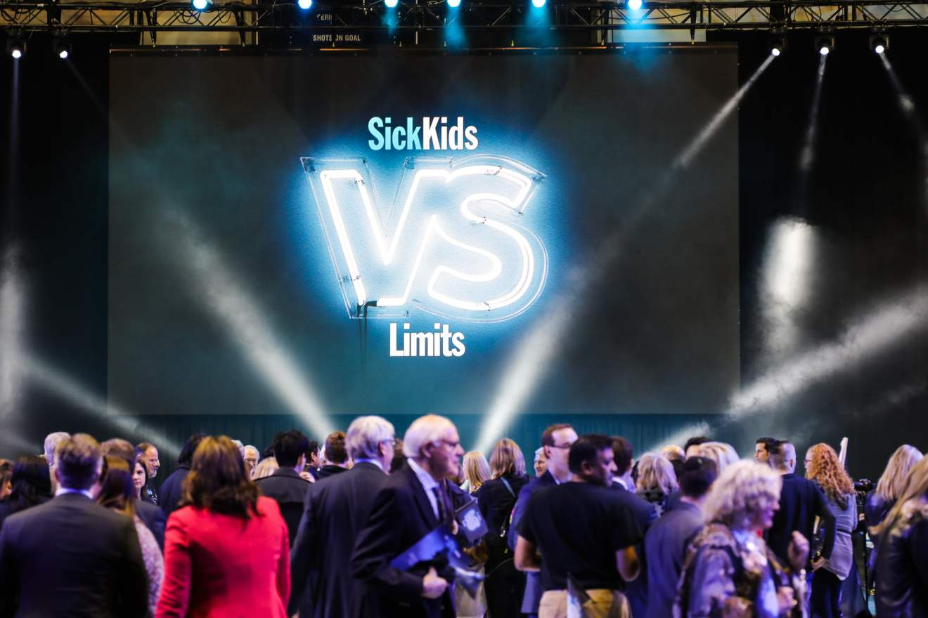 SickKids VS Limits