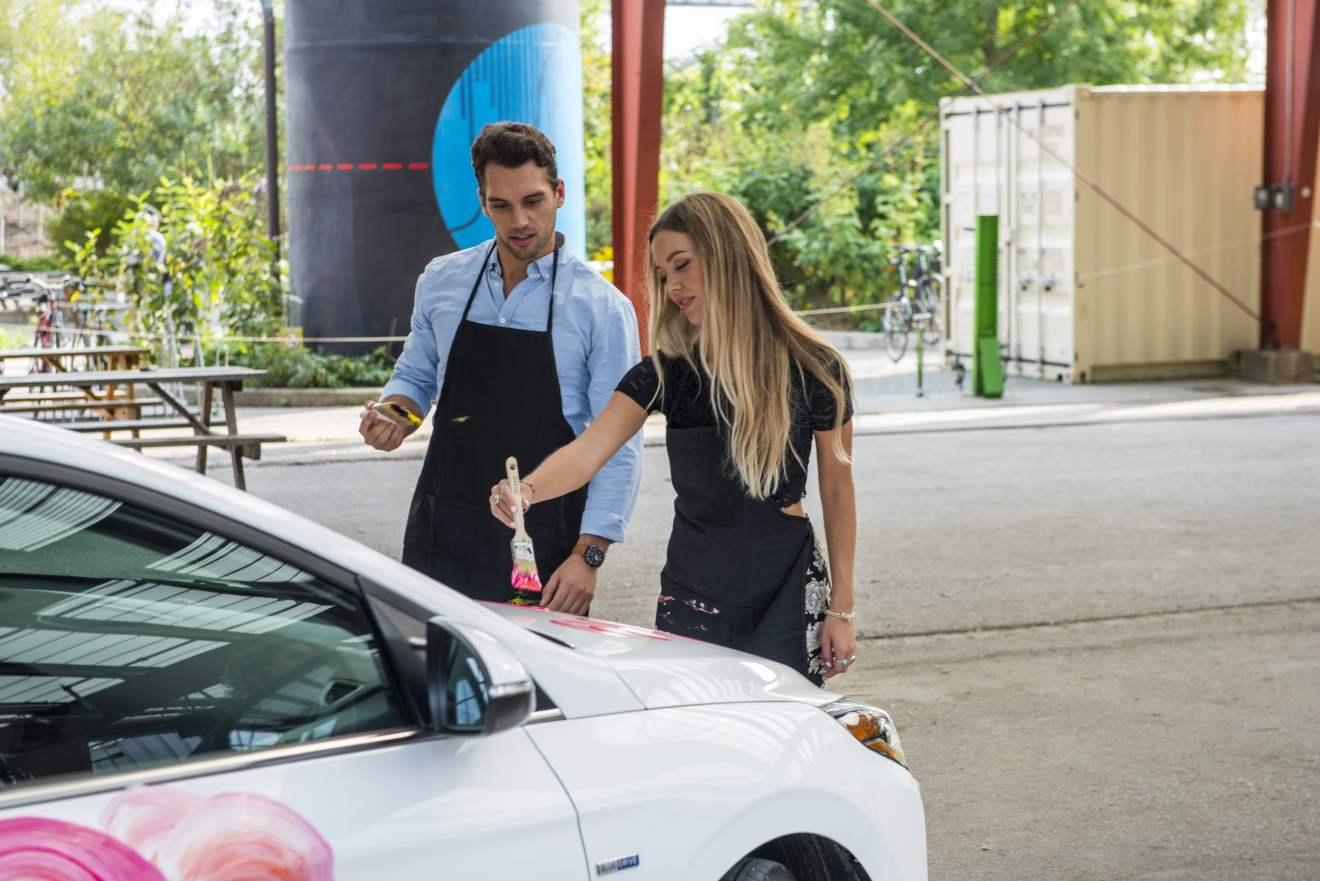 Hyundai Ioniq Ulitmate Date Contest | Jasmine Lorimer