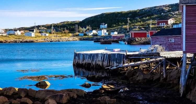 Joe Batt's Arm, Newfoundland | Samsung Galaxy Note 8