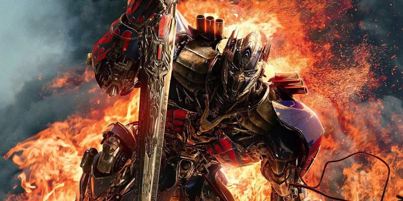 Giveaway: 'Transformers: The Last Knight' Blu-ray prize pack