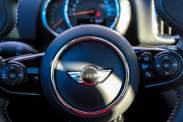 Mini Cooper Countryman steering wheel