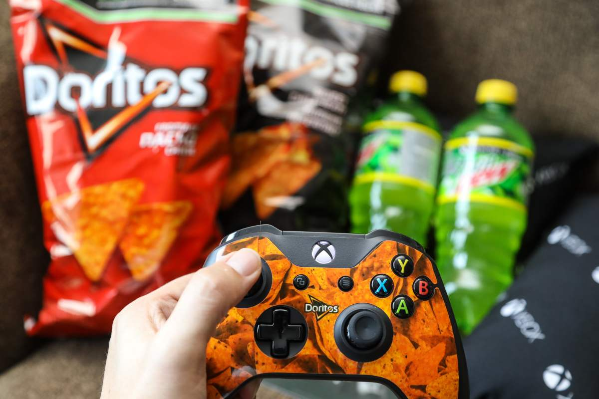 Doritos Xbox One Prize Pack