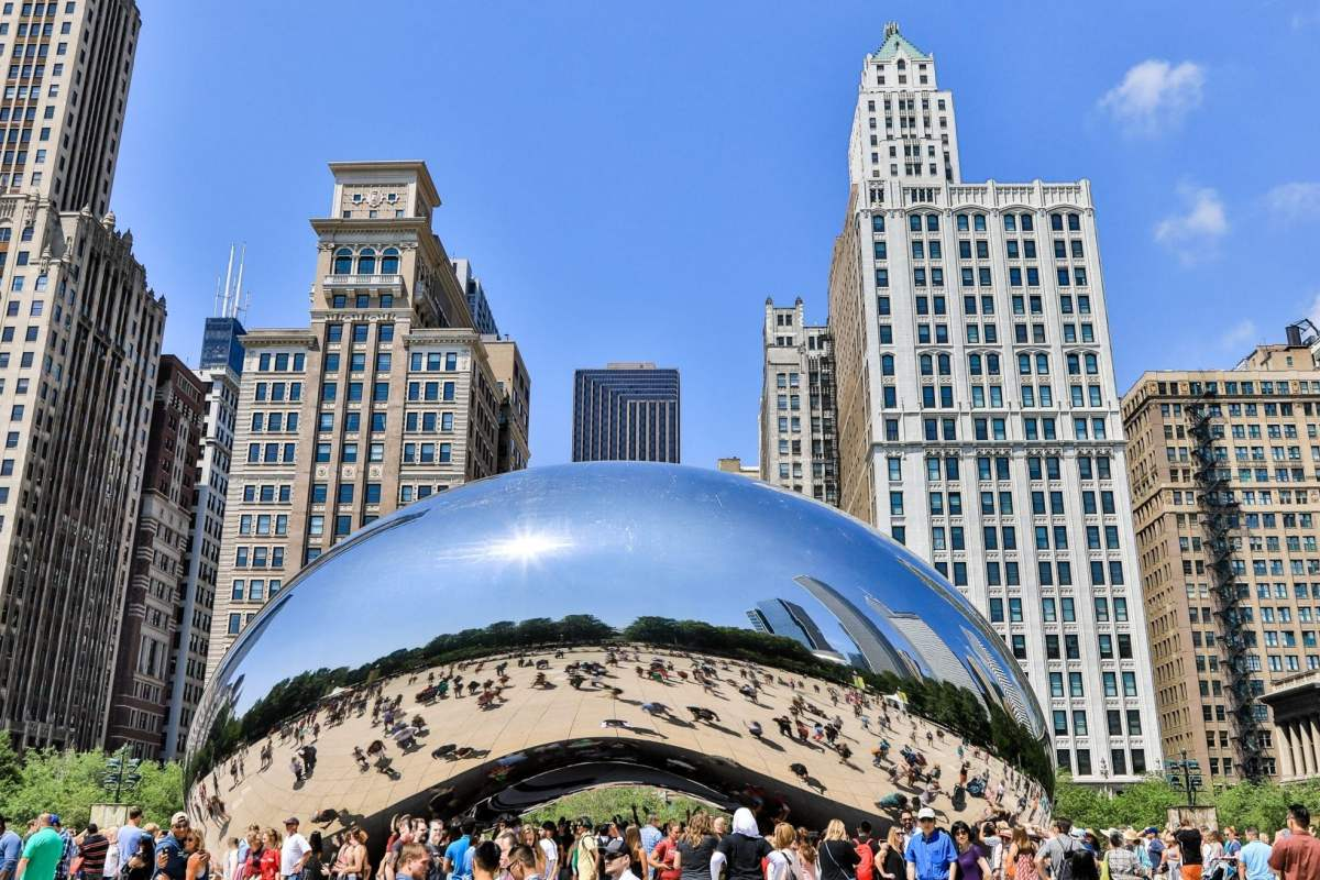 Chicago's Cloud Gate