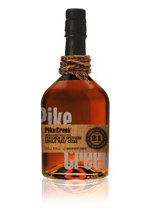 Pike Creek 21 Year Speyside Malt Cask Finish