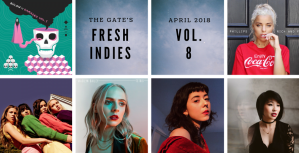 Fresh Indies Vol. 8 - April 2018