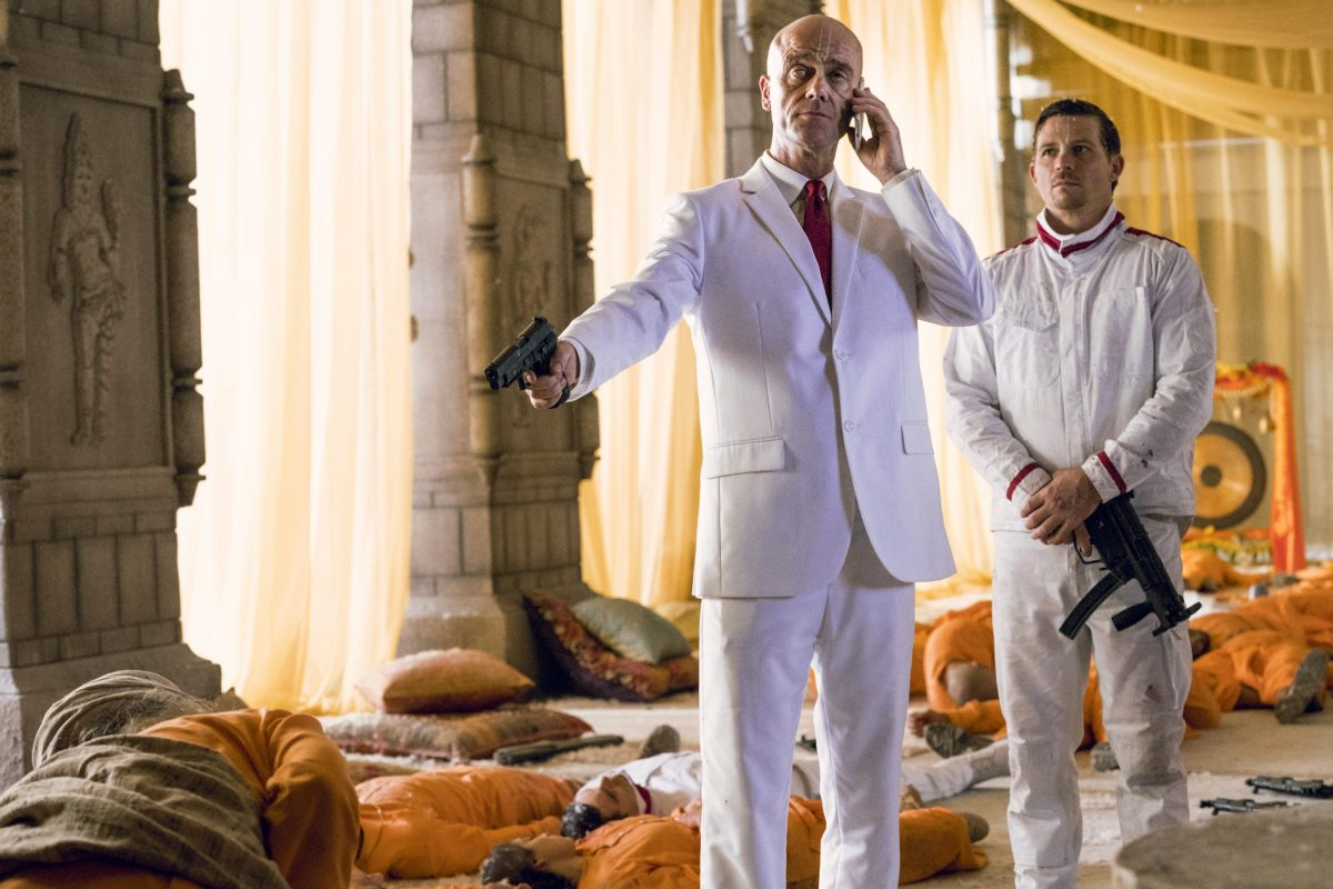 Pip Torrens as Herr Starr in Preacher Season 3