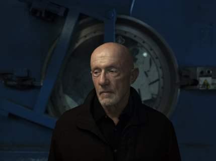 Jonathan Banks as Mike Ehrmantraut- Better Call Saul _ Season 4, Gallery - Photo Credit: Matthias Clamer/AMC