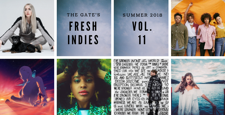 Fresh Indies Vol. 11: Shy Martin, The New Respects,