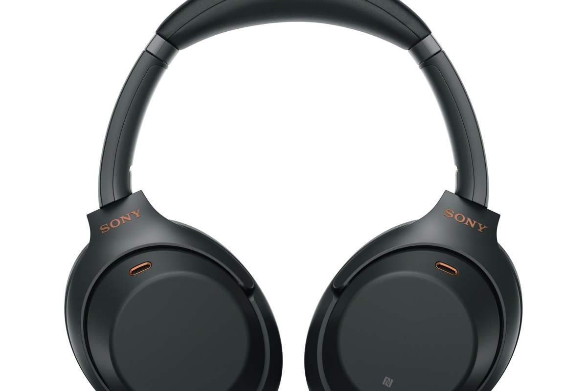 Sony Over Ear Headphones