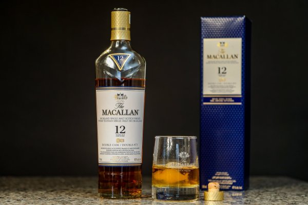 The Macallan 12 Year Old Double Cask scotch