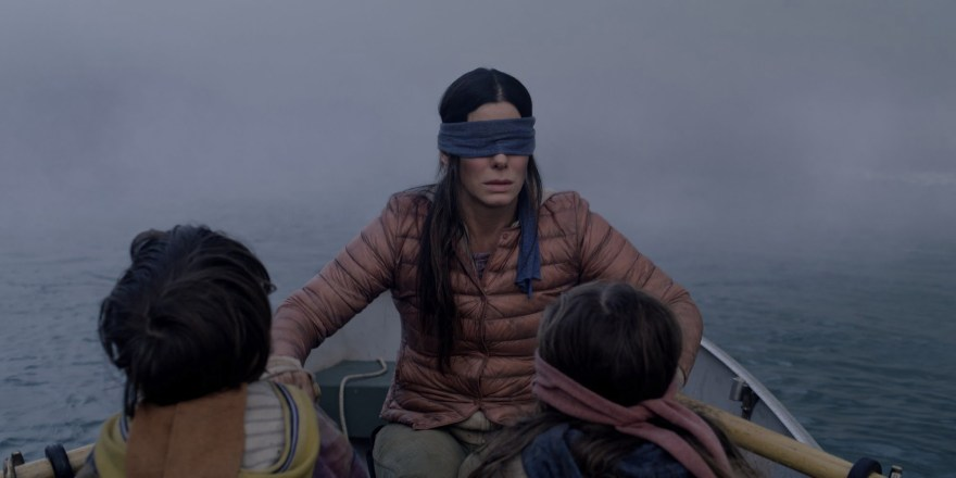 Review: Bird Box | The GATE