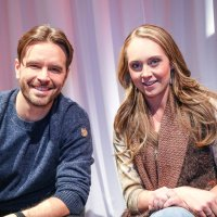 Graham Wardle & Amber Marshall