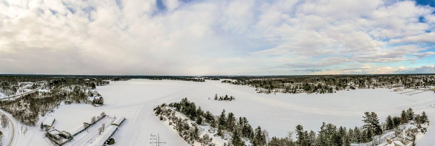 Mavic 2 Pro panorama