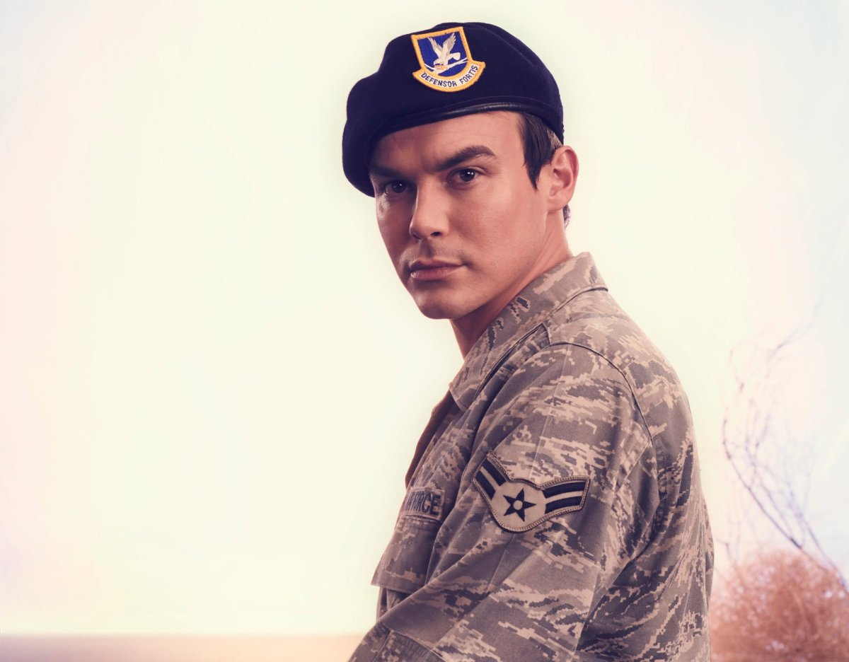 Tyler Blackburn talks Alex and Roswell, New Mexico