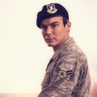 Tyler Blackburn in Roswell, New Mexico